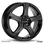 FELGI OXXO NARVI BLACK 6x15 4x100 ET45