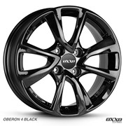 FELGI OXXO OBERON 4 BLACK 6,5x16 4x100 ET40