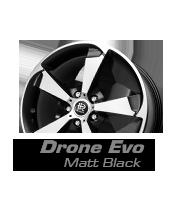 felgi momo drone evo matt black