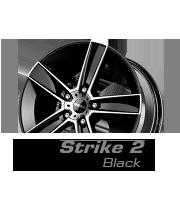 felgi momo strike 2 strike2 black
