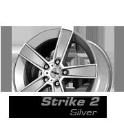 felgi momo strike2 strike 2 silver